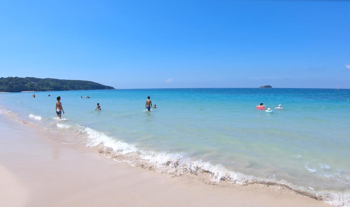 今年最後の海。土井ヶ浜へ